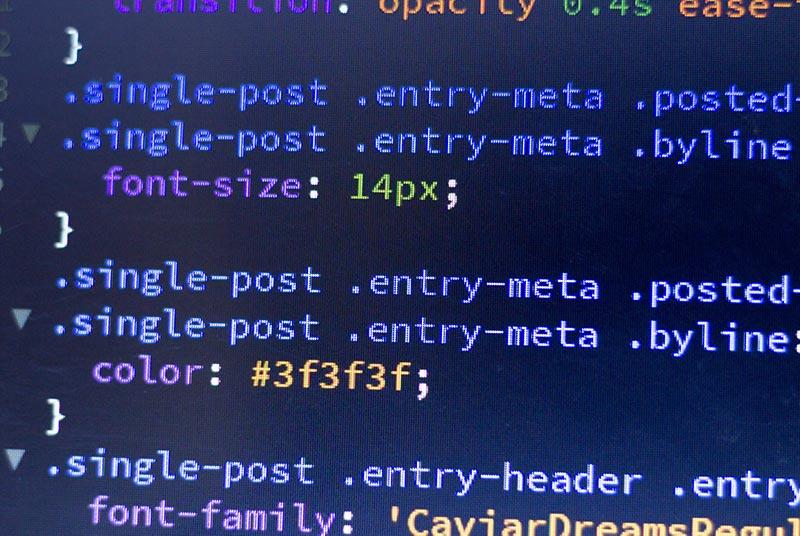 Cascading Style Sheets Front End Web Developer